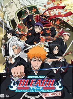 Bleach:-Memories-of-Nobody