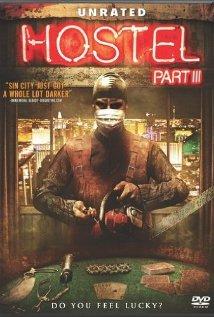 Hostel:-Part-III