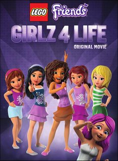 LEGO-Friends:-Girlz-4-Life