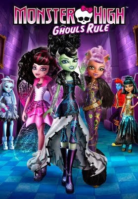 Monster-High:-Ghouls-Rule