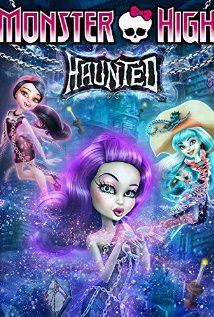 Monster-High:-Haunted