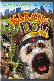 The-Karate-Dog