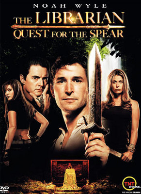 The-Librarian:-Quest-for-the-Spear