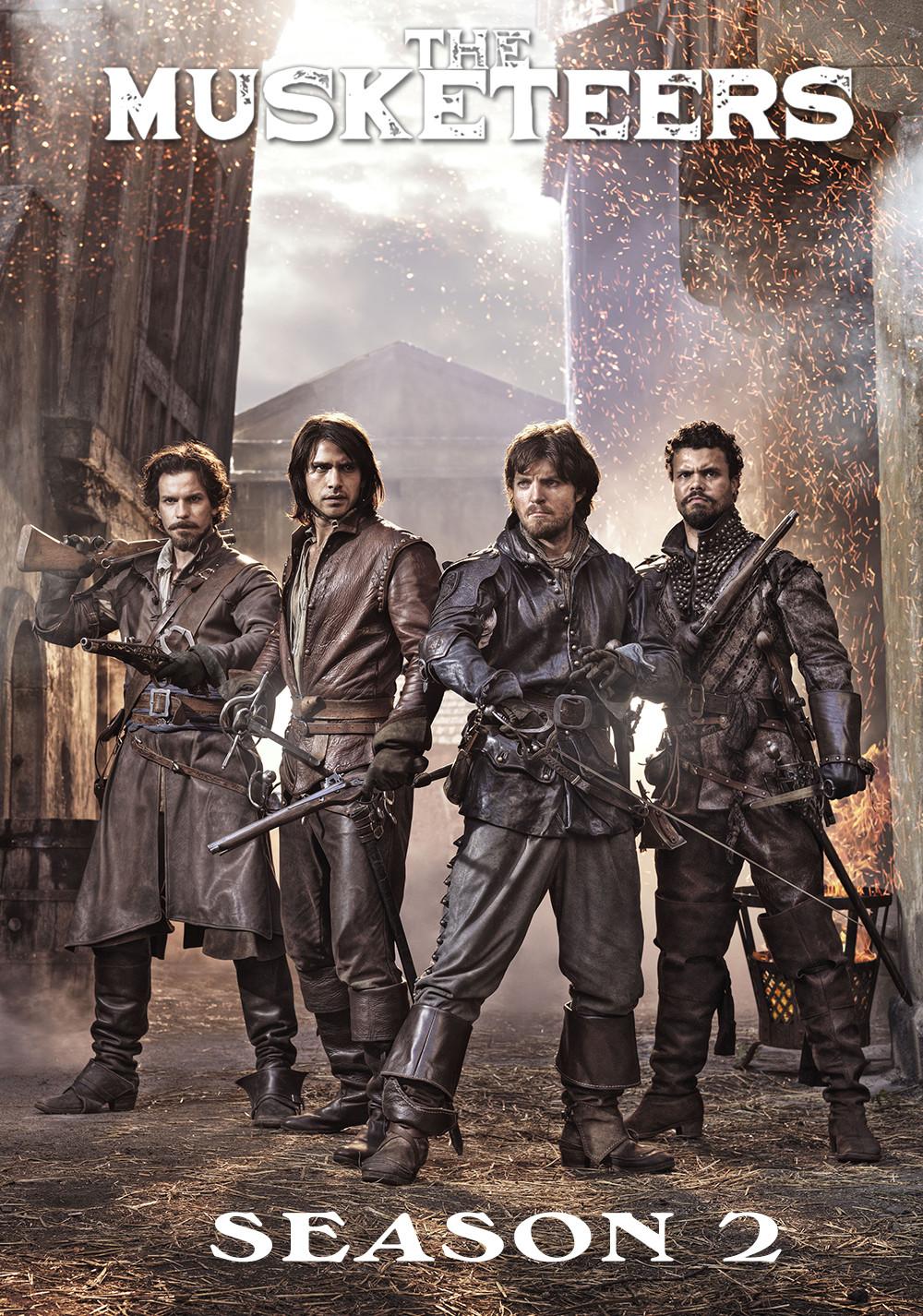 The-Musketeers-Season-2