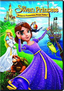 The-Swan-Princess:-Princess-Tomorrow-Pirate-Today
